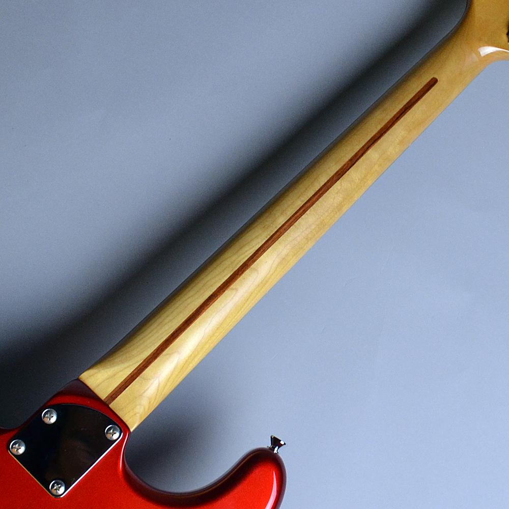 ZST1R Stratocaster Type Candy Apple Red (CAR) 【S/N:A100051】の指板画像