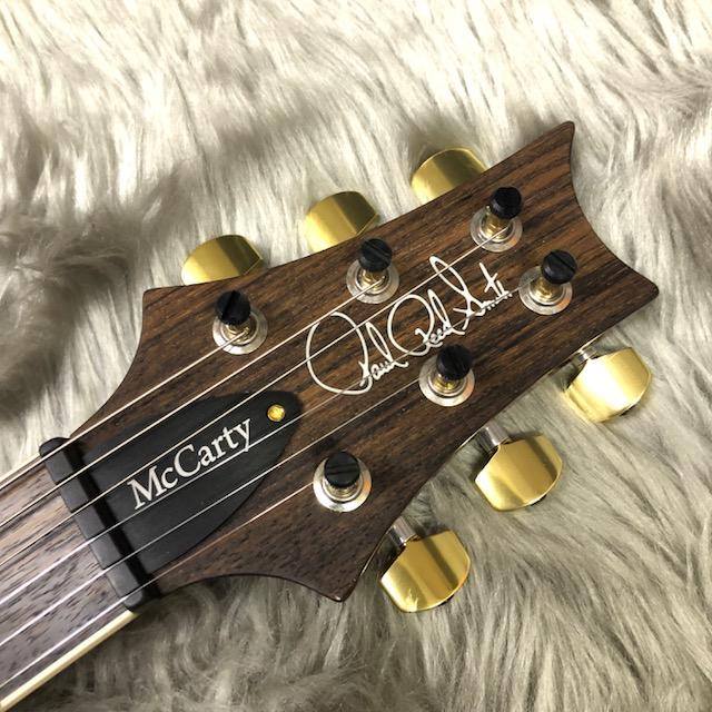 McCARTY 58/15 LTDのヘッド画像