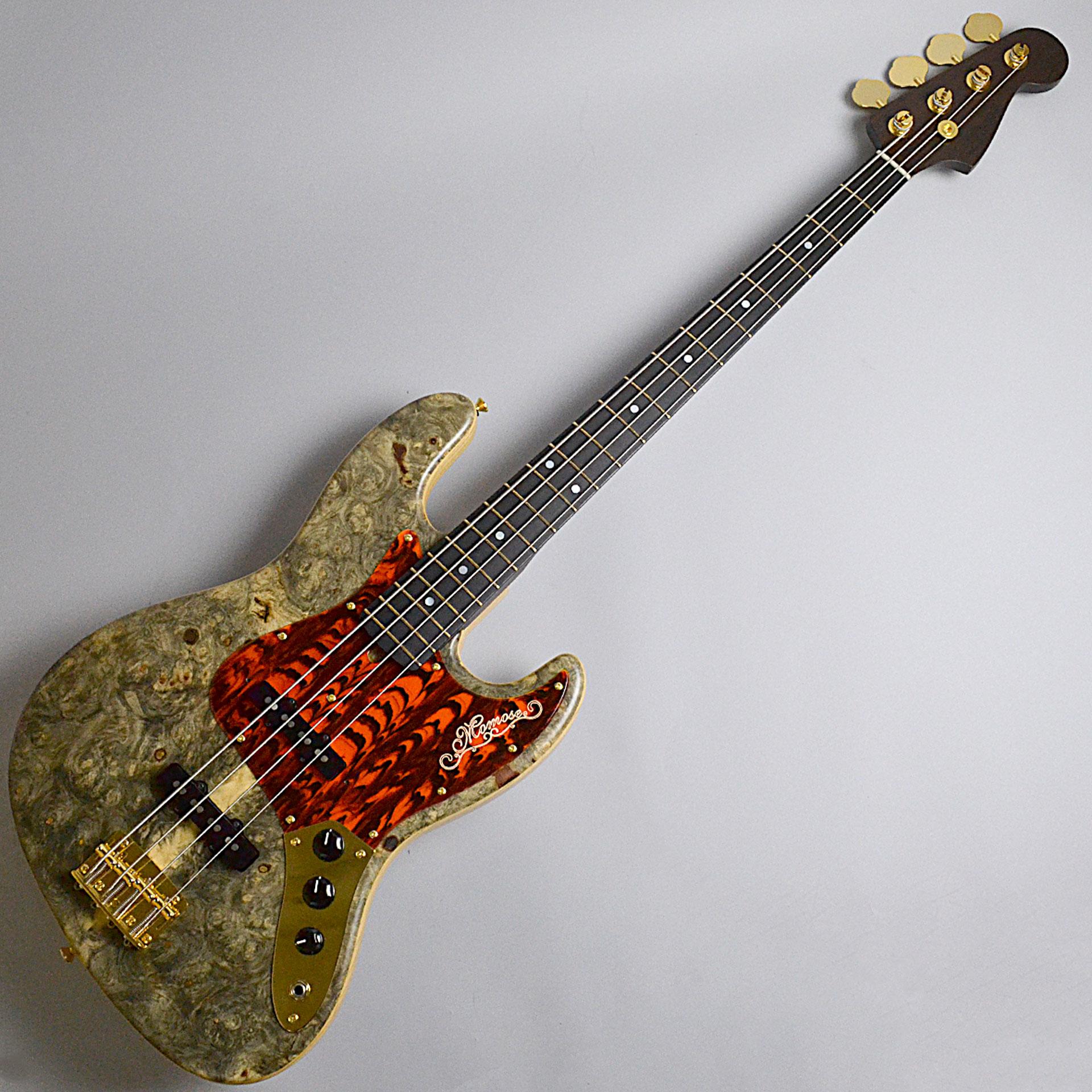 MJB2-BW PRM 楽器フェア限定モデルのボディトップ-アップ画像