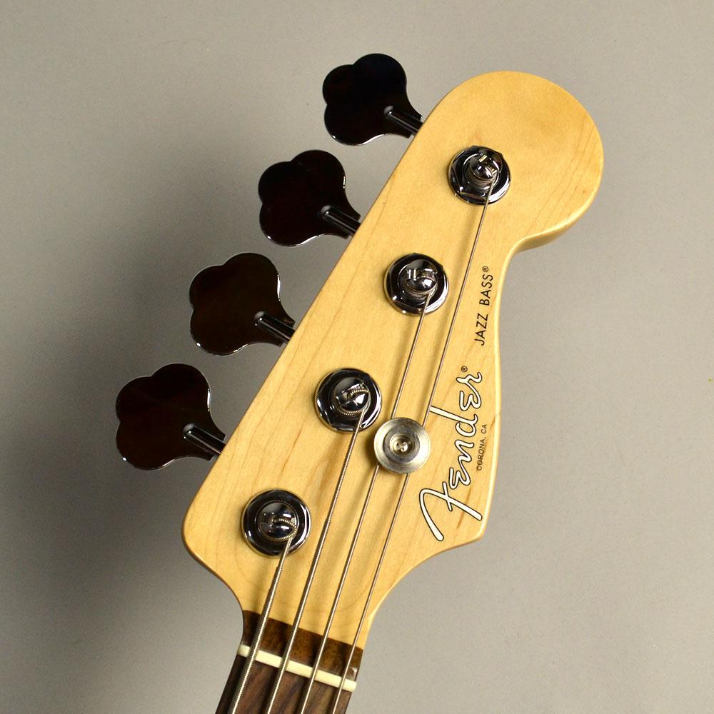 American Professional Jazz Bass RW SNGのヘッド画像