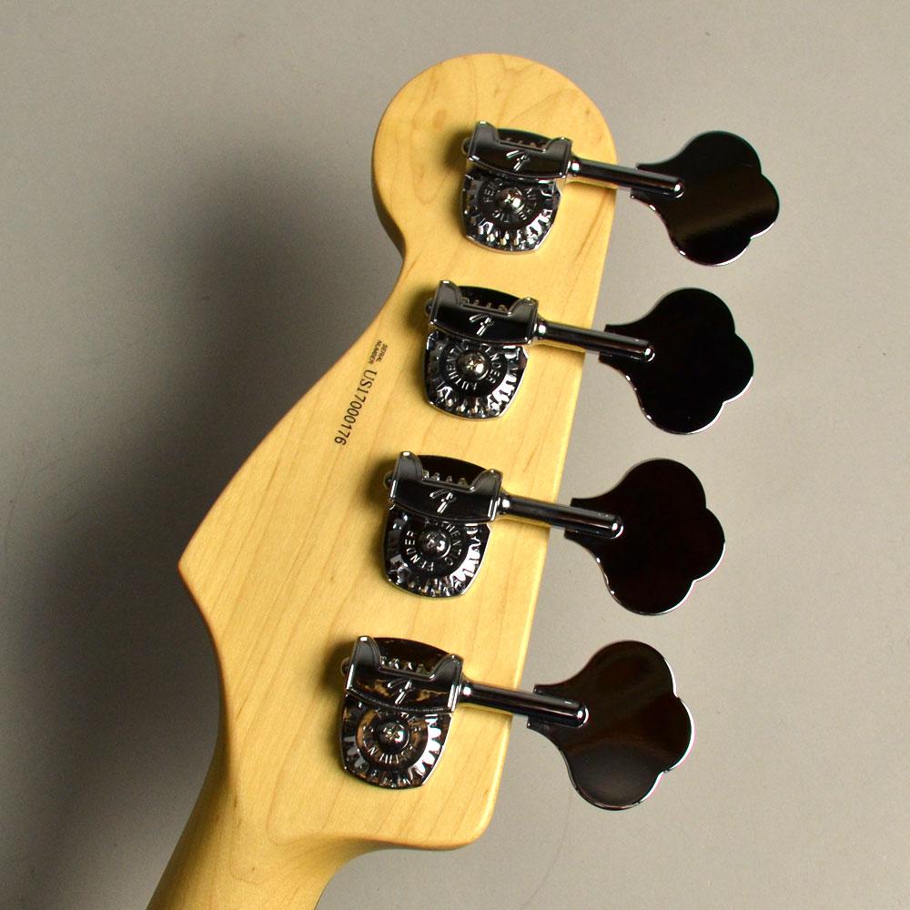 American Professional Jazz Bass RW SNGの指板画像