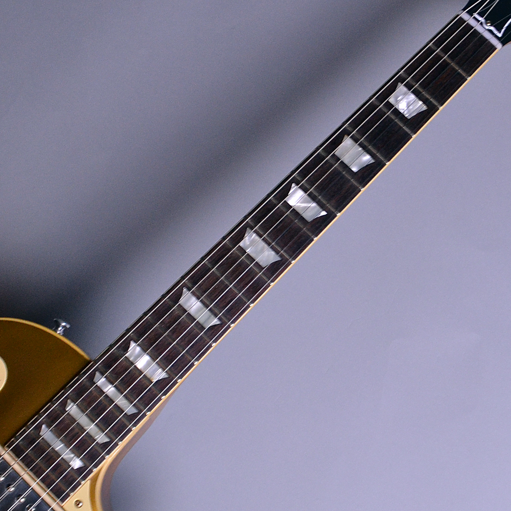 2017 Limited Run 1957 Les Paul Model Antique Gold (AG) 【S/N:7 7178】の全体画像(縦)