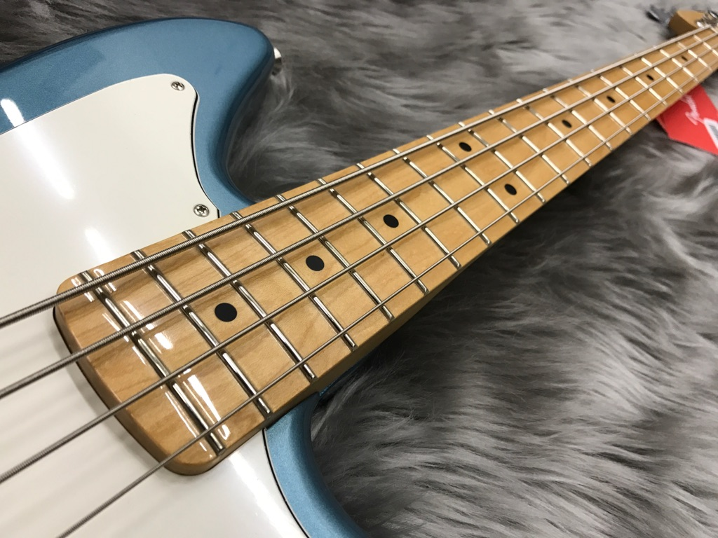 PLAYER JAGUAR BASSの指板画像