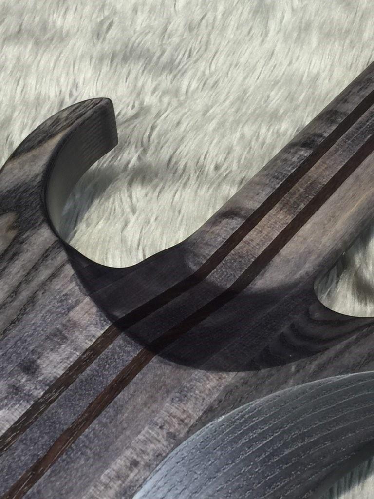 Cobra Std8 HT/Tのヘッド裏-アップ画像