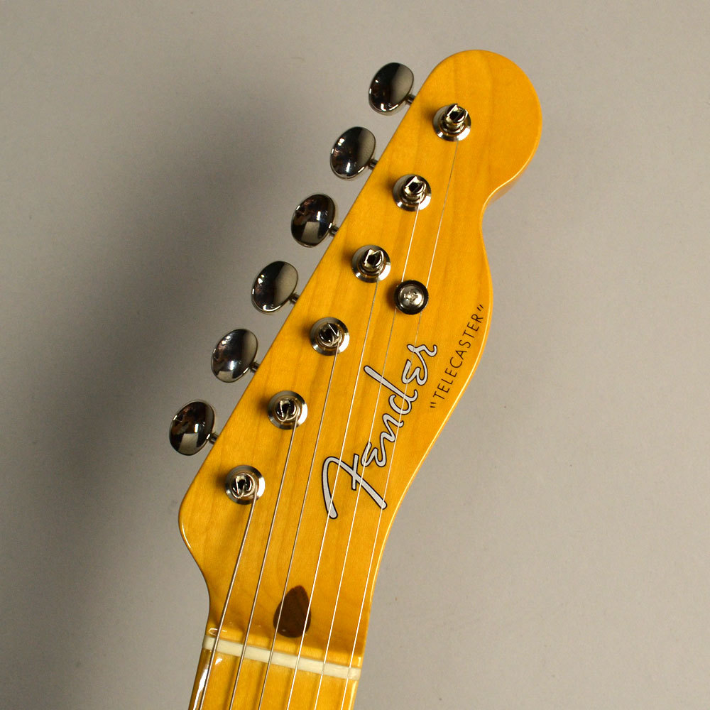 Made in Japan Traditional 50s Telecaster US Blondeのヘッド画像