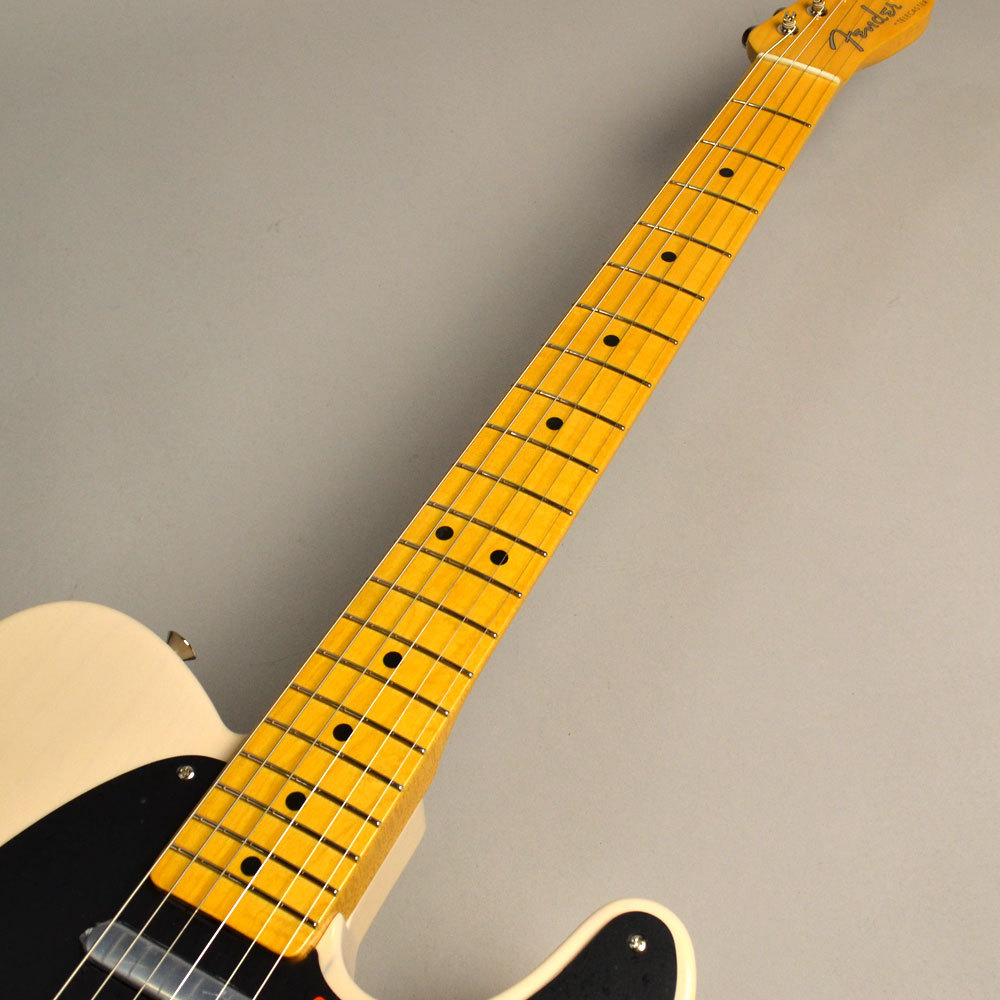 Made in Japan Traditional 50s Telecaster US Blondeのボディバック-アップ画像