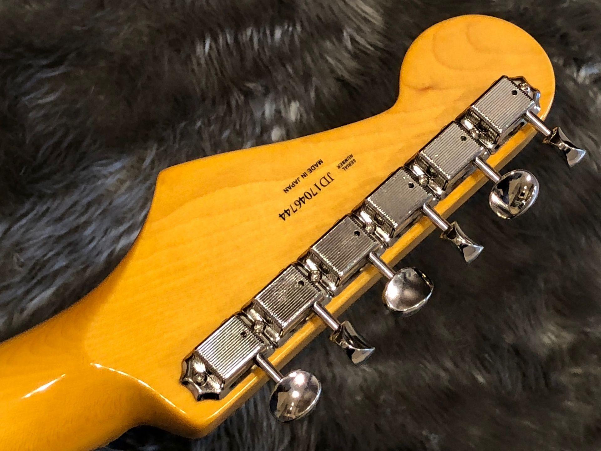 MIJ Traditional 50s Stratocasterのヘッド裏-アップ画像