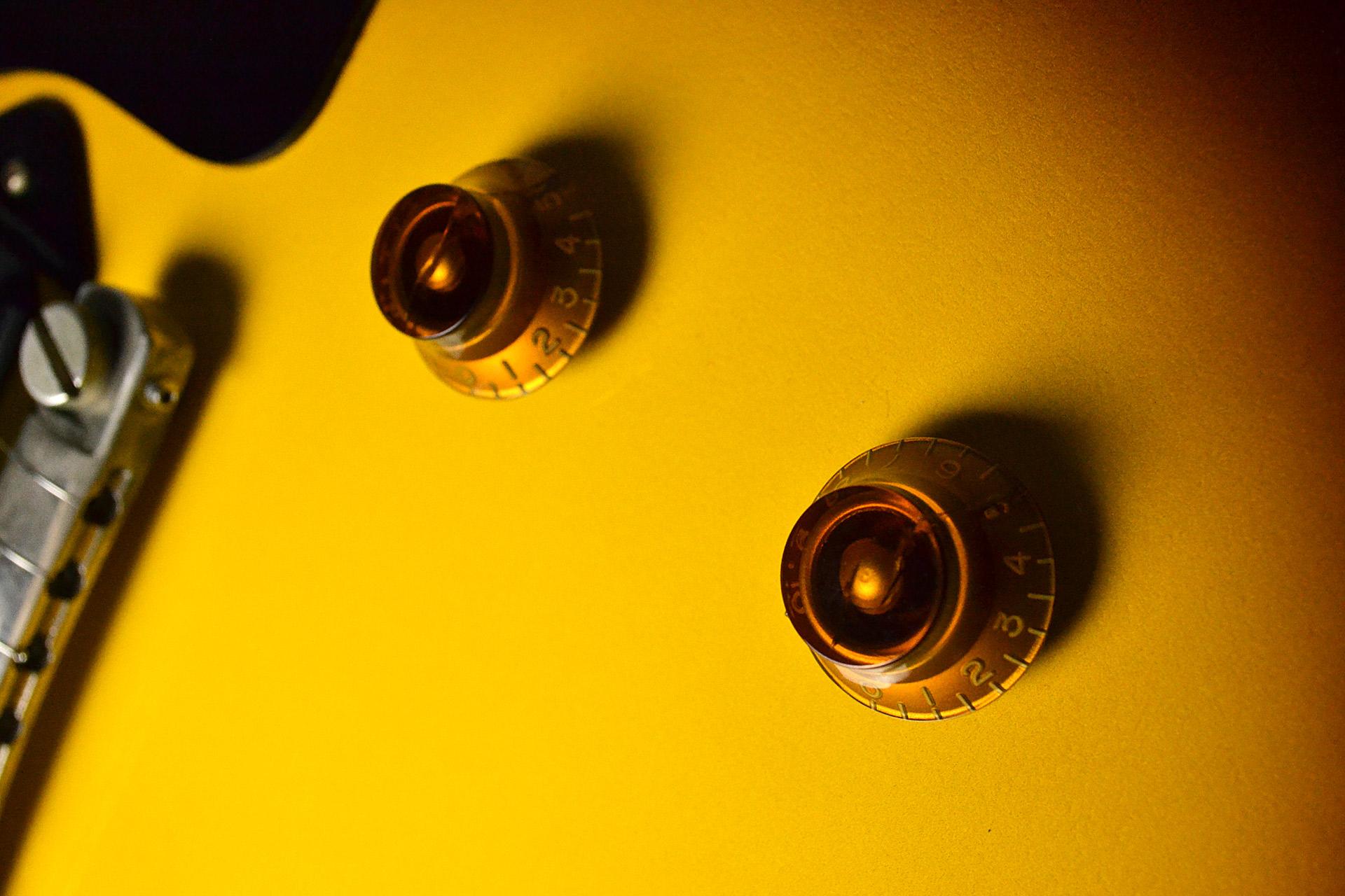 1957 Les Paul Junior Single Cut VOS Tabacco Sunburst 2005のケース・その他画像