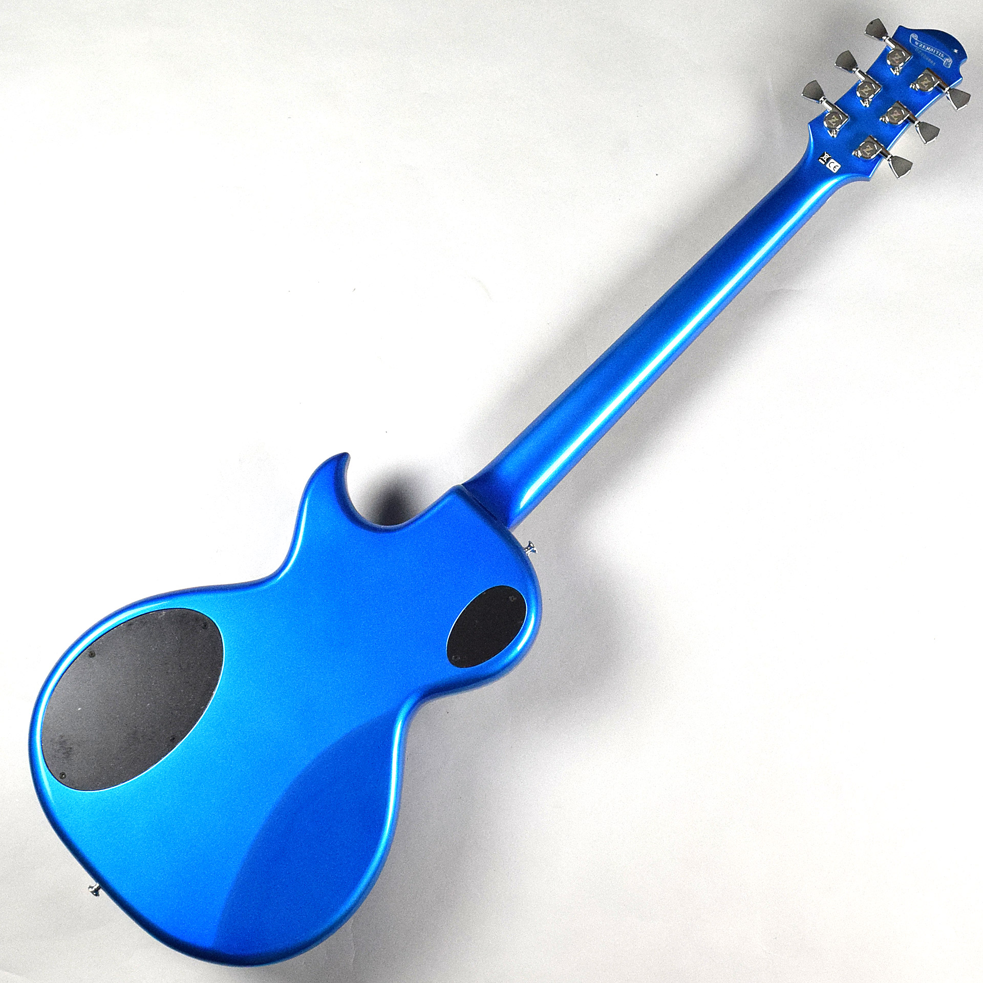 ZEMAITIS RS BLUE/WHTのヘッド画像