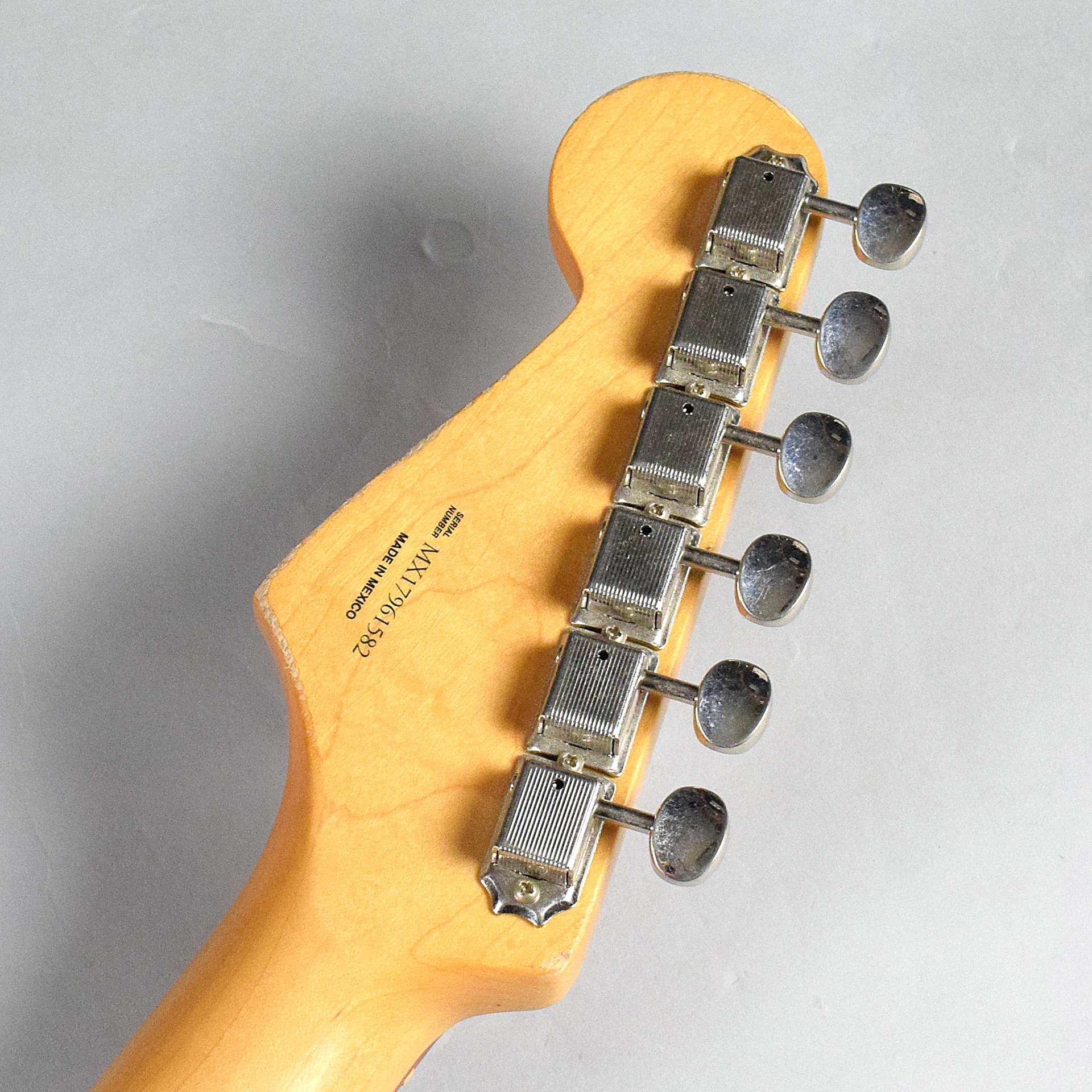 Road Worn '60s Stratocaster PFのケース・その他画像