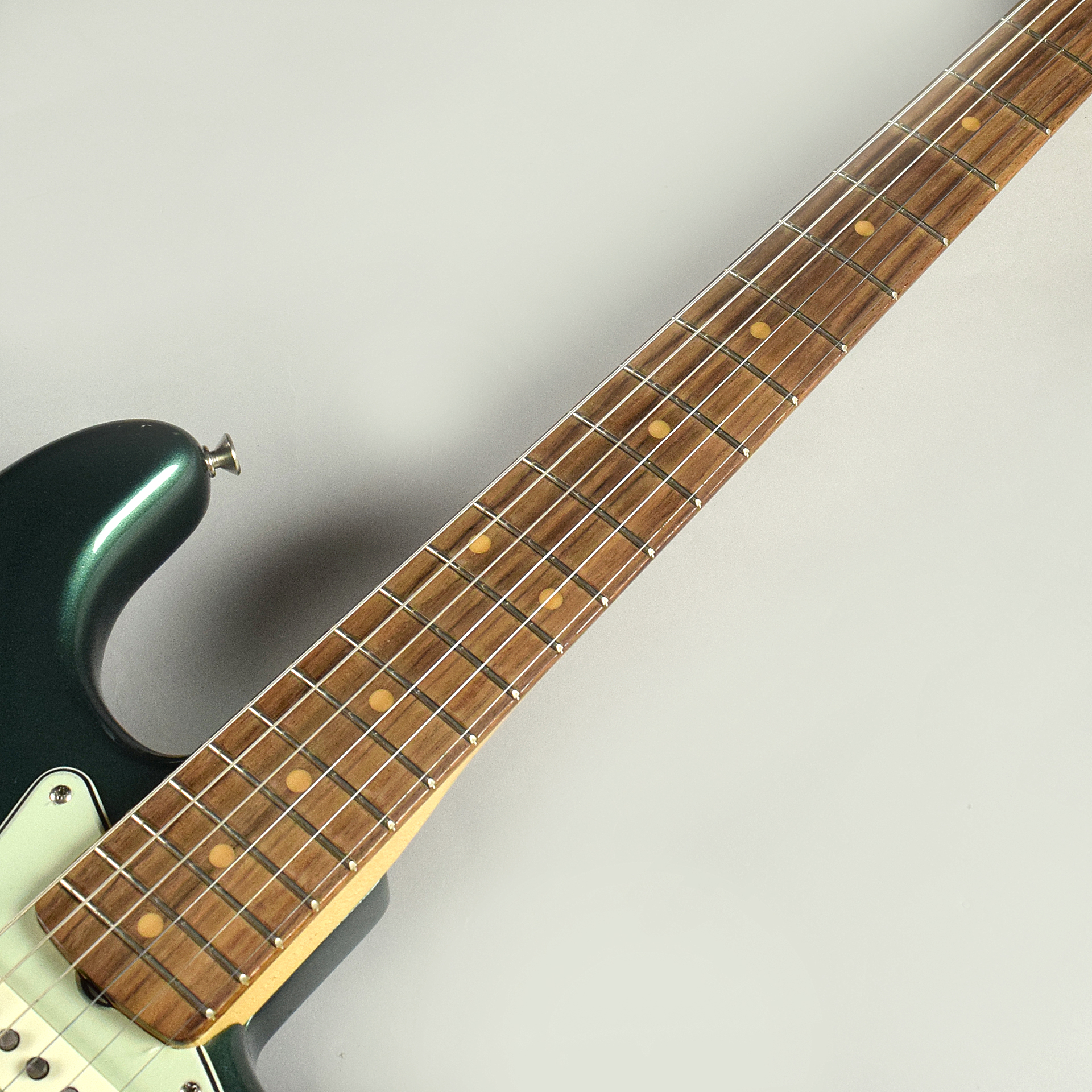 American Vintage 59 Stratcaster/Rのヘッド画像