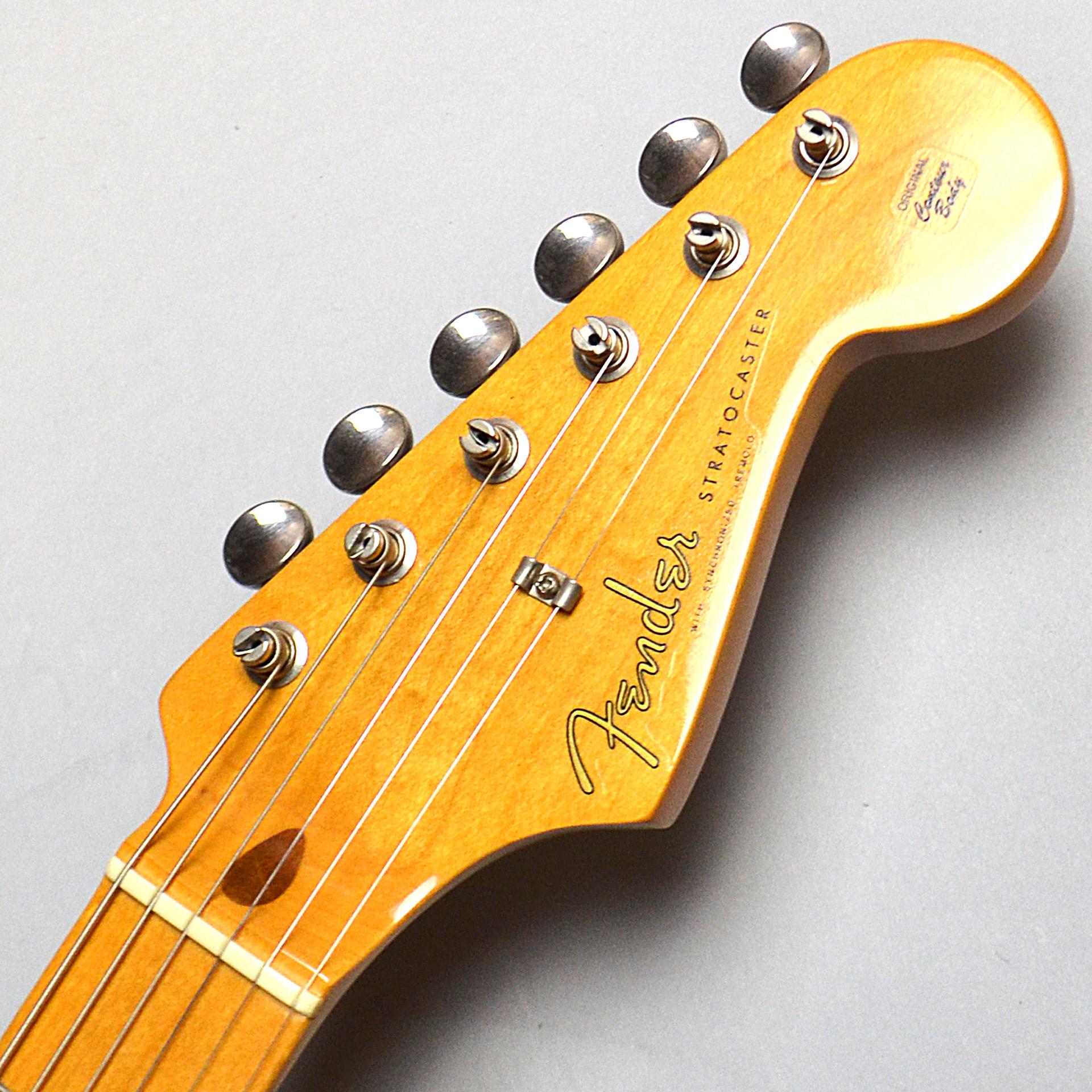 American Vintage '57 Stratocasterのヘッド画像