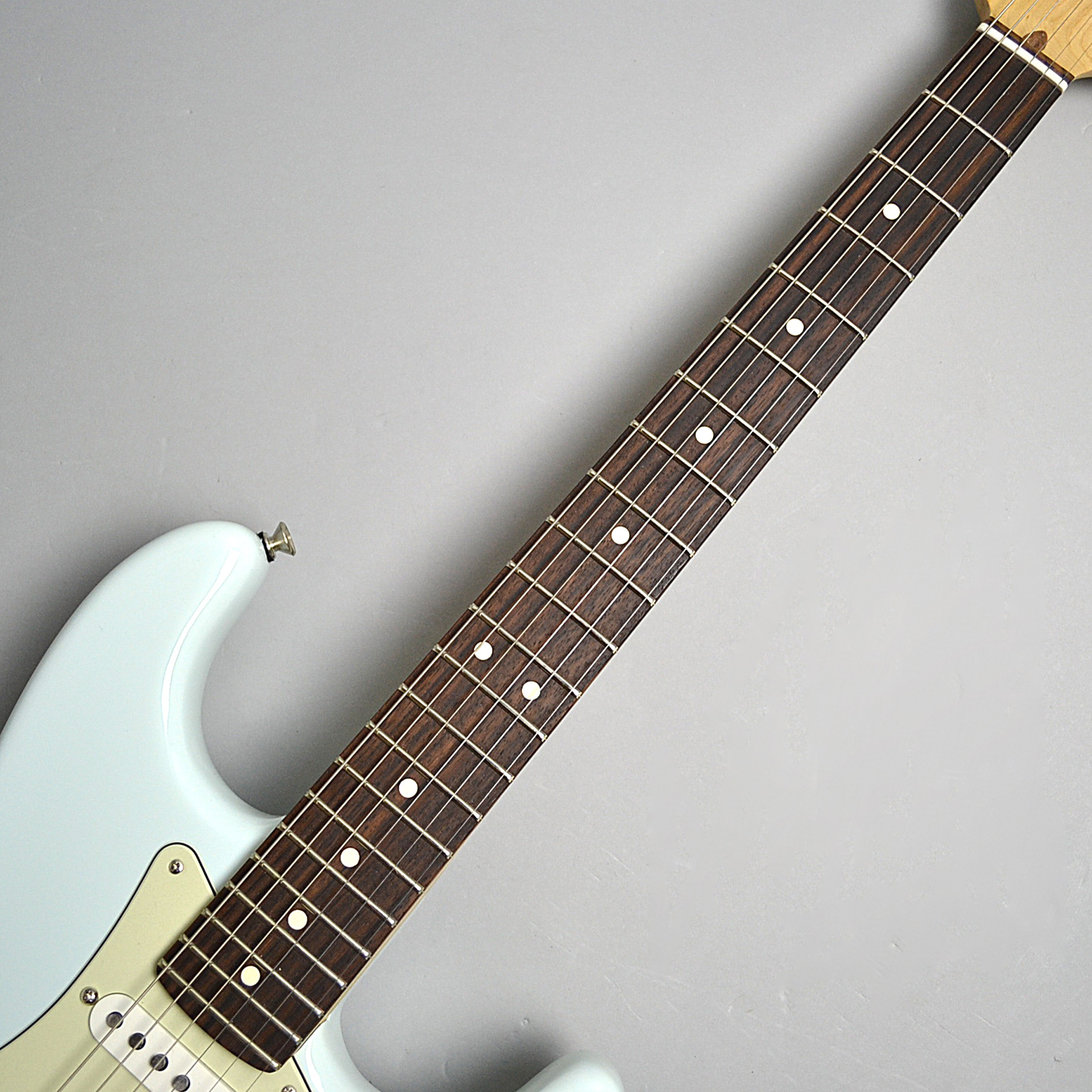 American Special Stratcasterの指板画像
