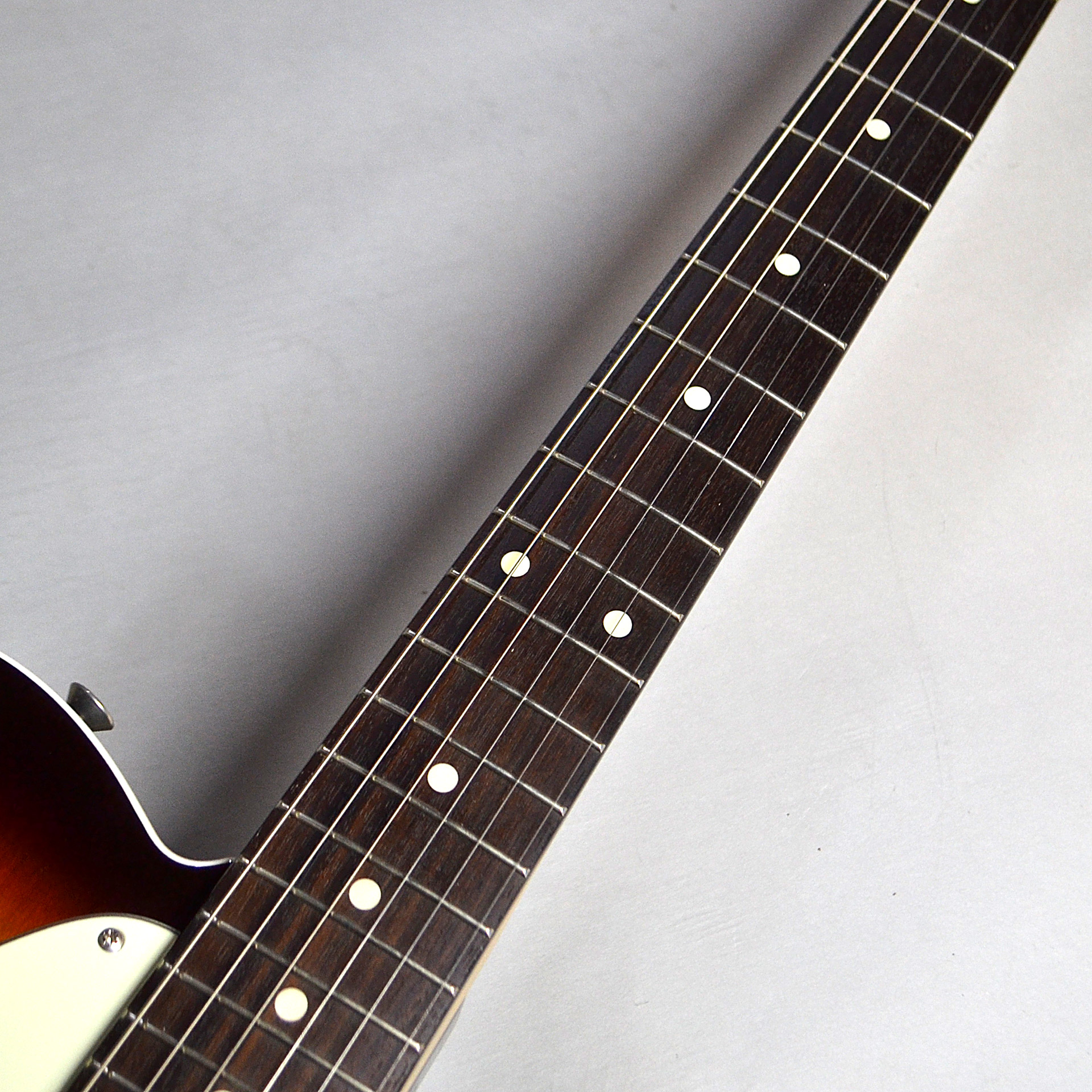 MADE IN JAPAN TRADITIONAL 60S TELECASTER CUSTOMのヘッド画像