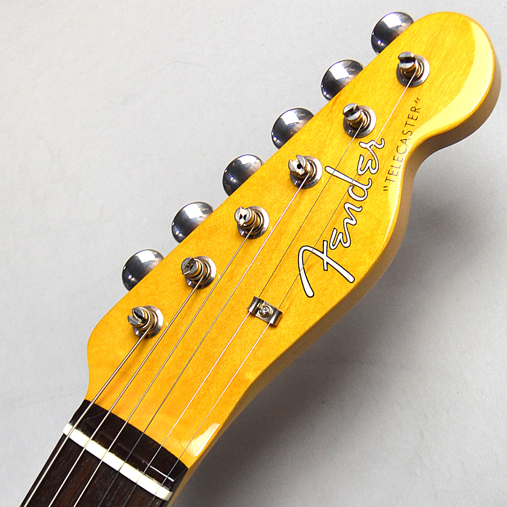 MADE IN JAPAN TRADITIONAL 60S TELECASTER CUSTOMのヘッド裏-アップ画像