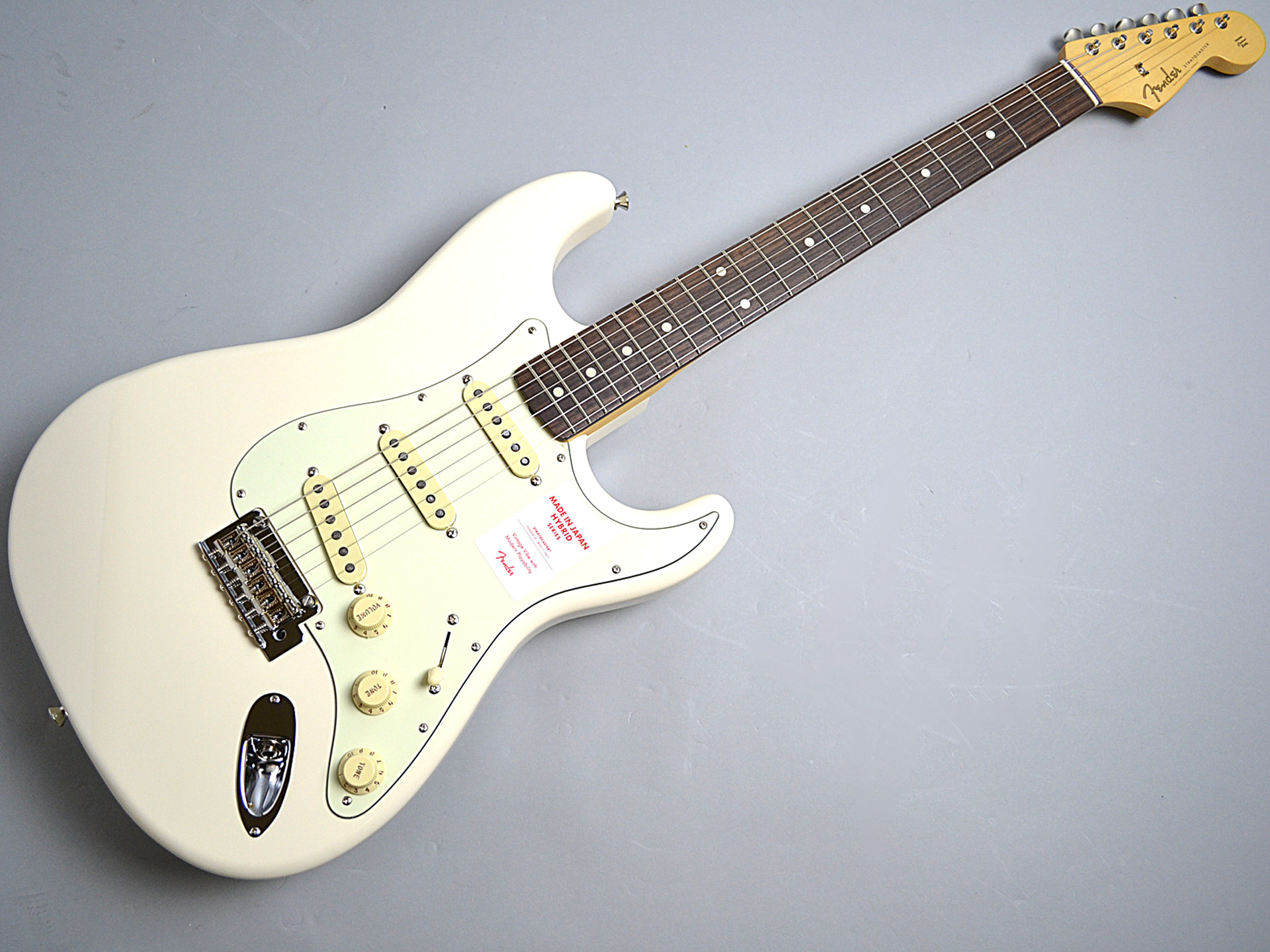MADE IN JAPAN HYBRID 60S STRATOCASTER