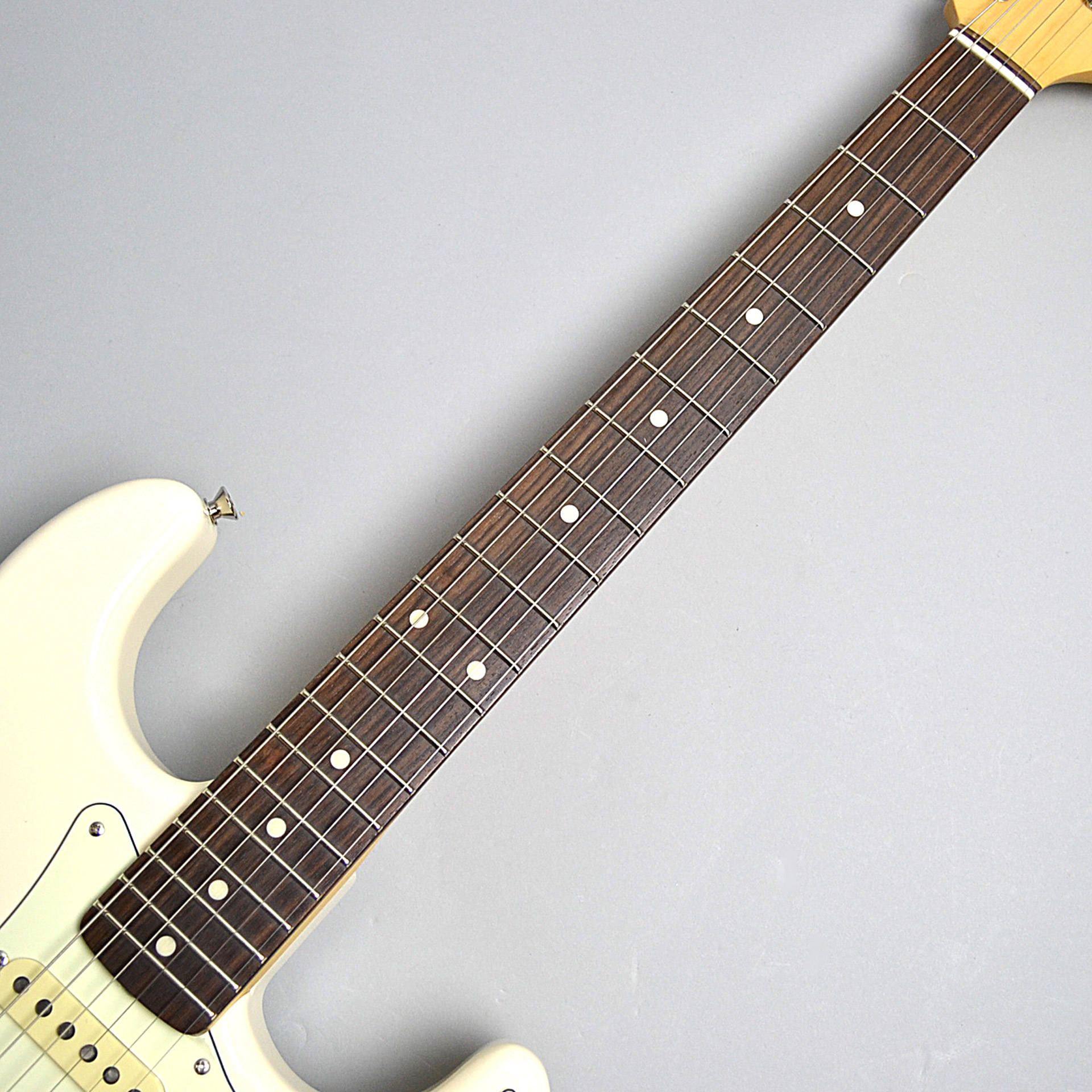 MADE IN JAPAN HYBRID 60S STRATOCASTERの指板画像