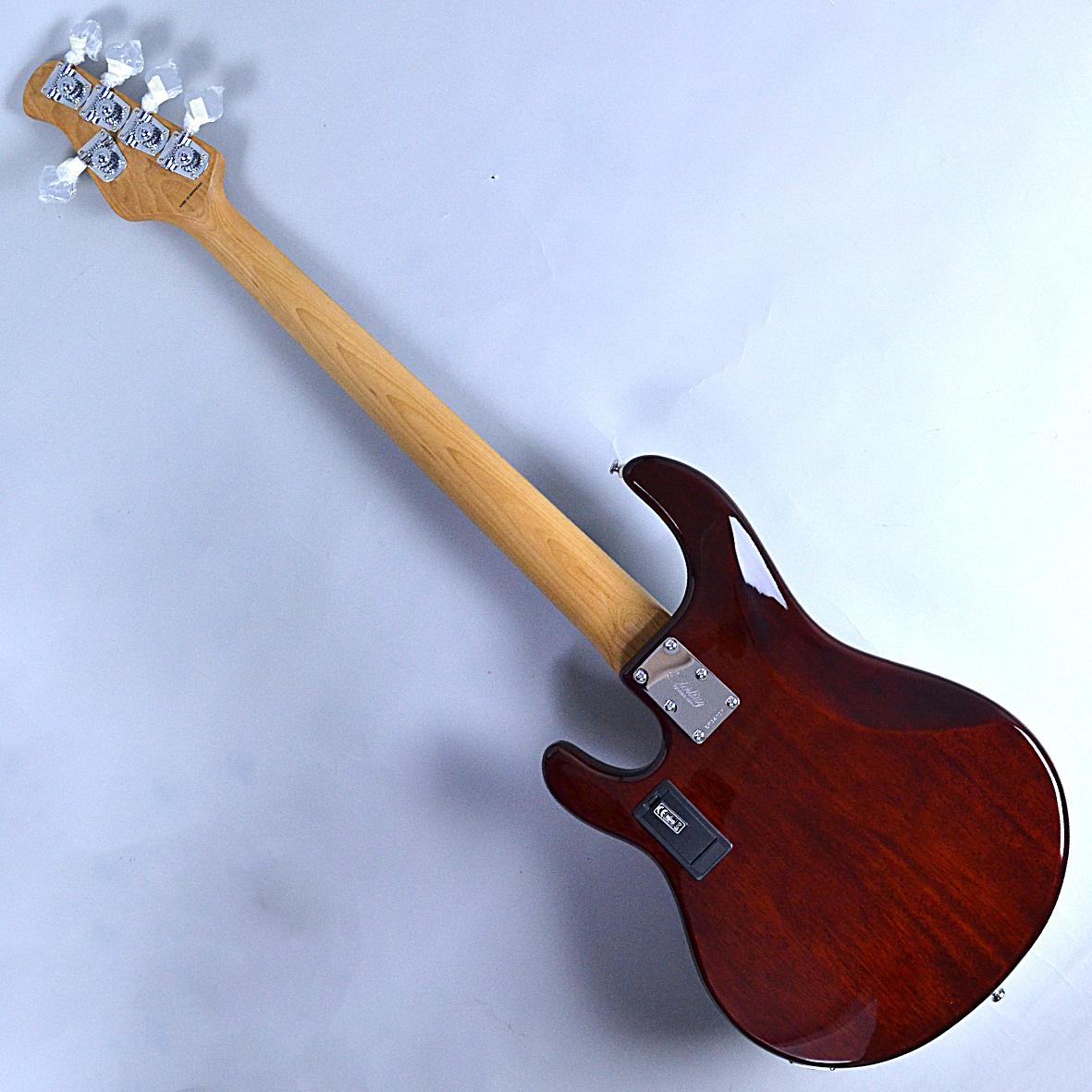 STERLING by MUSICMAN Ray35QMのボディバック-アップ画像