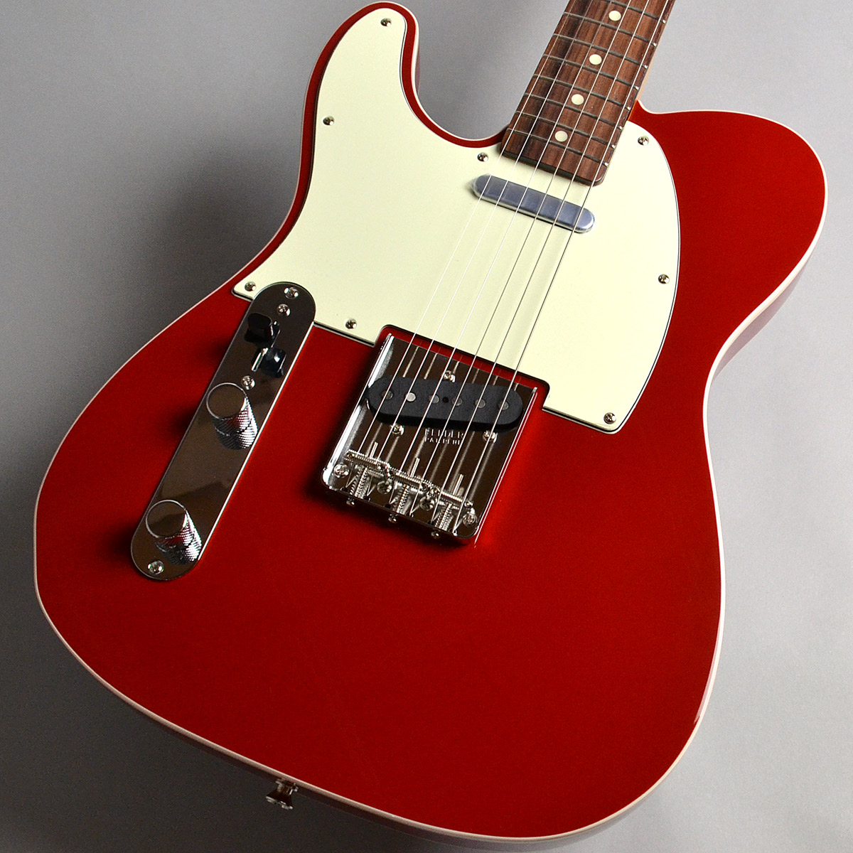 Made in JAPAN Traditional 60s Telecaster Custom Left-Handのボディトップ-アップ画像