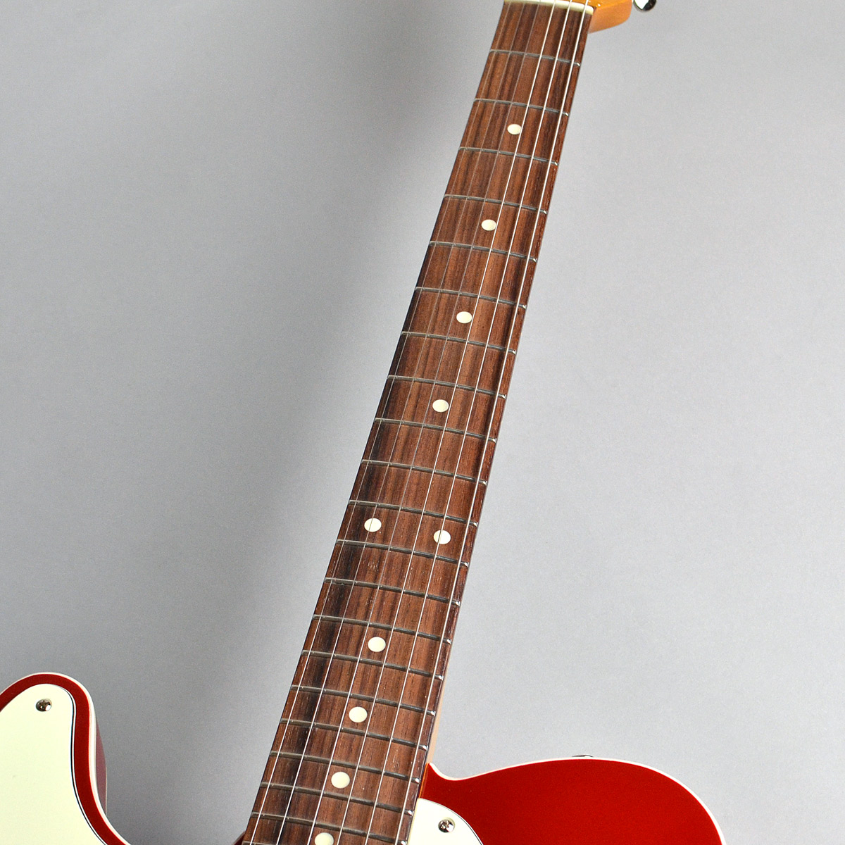 Made in JAPAN Traditional 60s Telecaster Custom Left-Handの指板画像