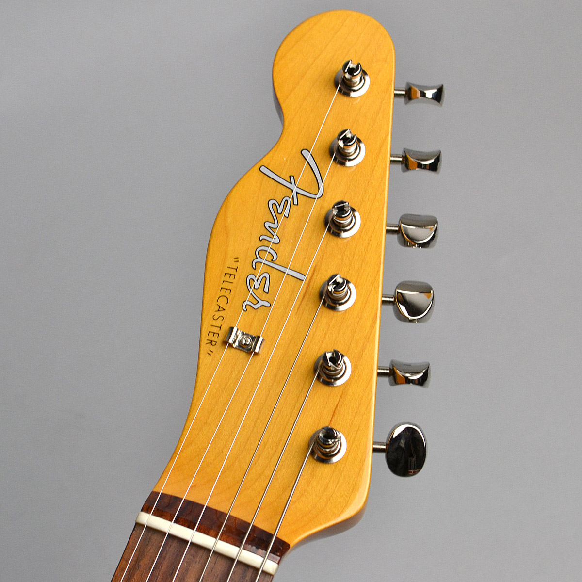 Made in JAPAN Traditional 60s Telecaster Custom Left-Handのヘッド画像