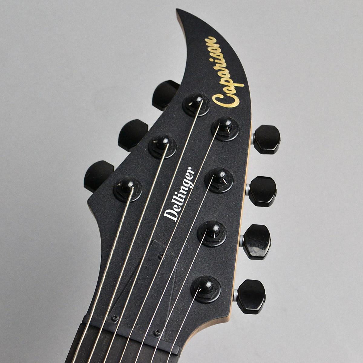 Dellinger7 FX-AMのヘッド画像