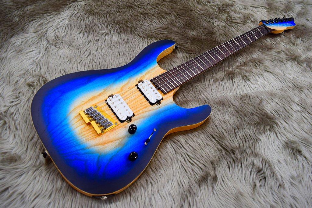 Saito Guitars S-624MS 写真画像