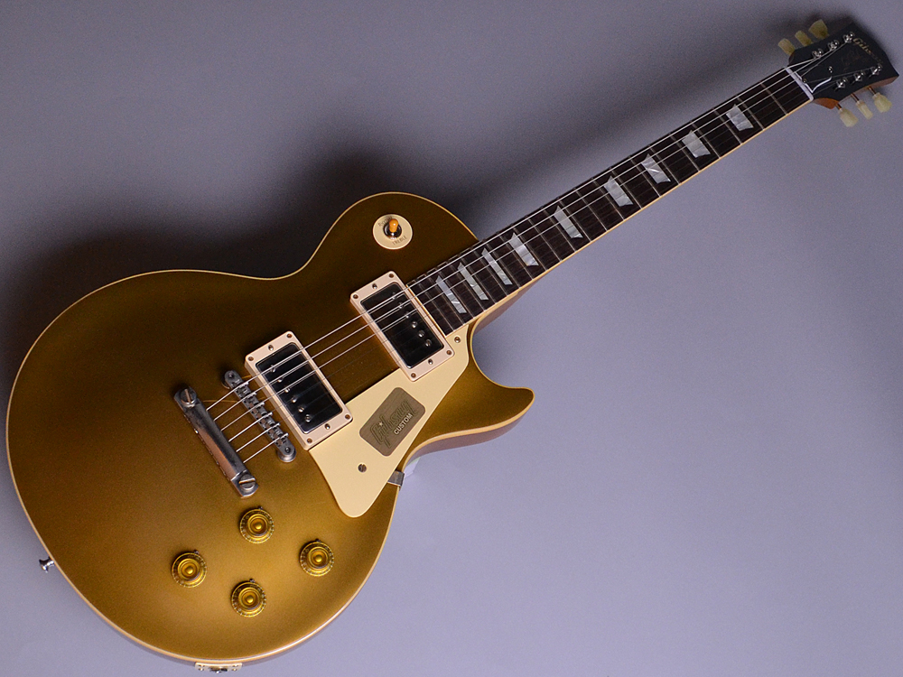 2017 Limited Run 1957 Les Paul Model Antique Gold (AG) 【S/N:7 7178】