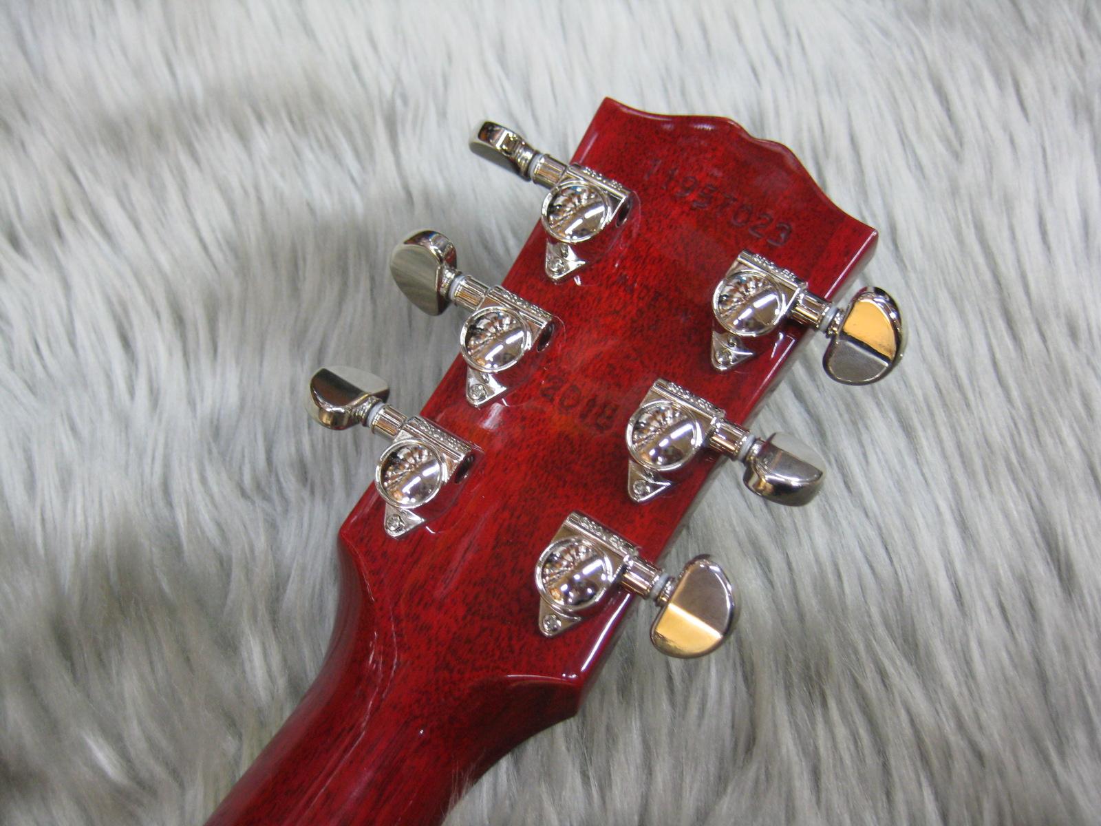 Hummingbirdのヘッド裏-アップ画像