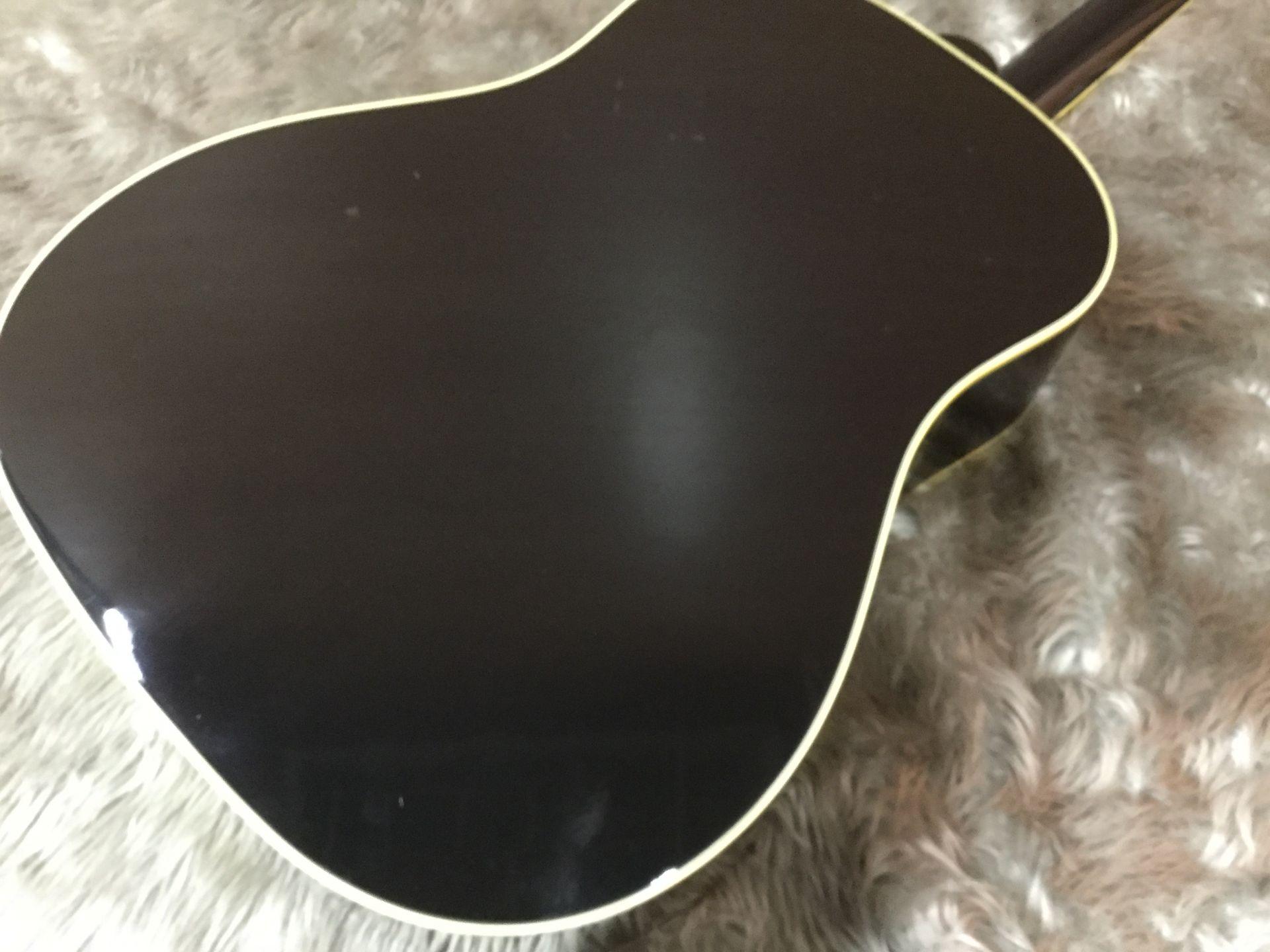 SOUTHERN JUMBO EBONYのヘッド裏-アップ画像