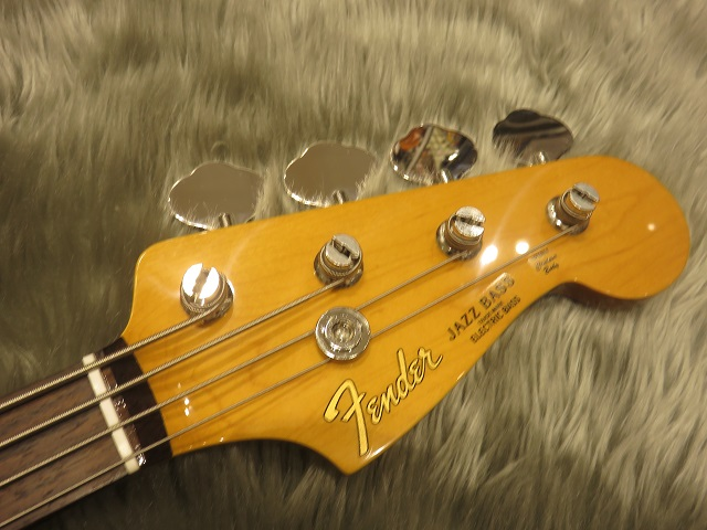 TRAD 60s JAZZ BASS(3TS)のヘッド画像