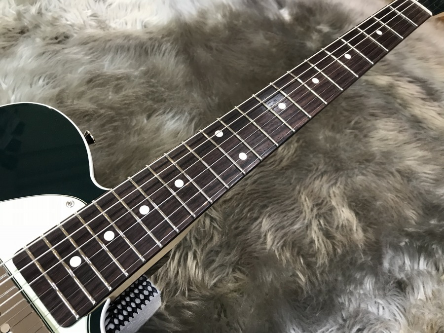Standard-T British Racing Green【3本限定生産】の指板画像
