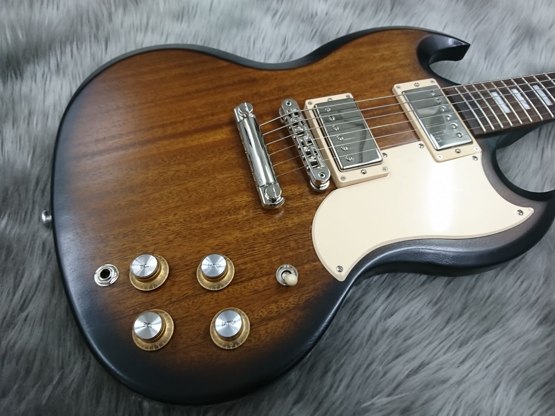 SG Special T 2017のボディトップ-アップ画像