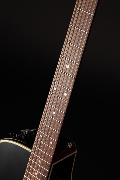 TDP500-6 BLの指板画像