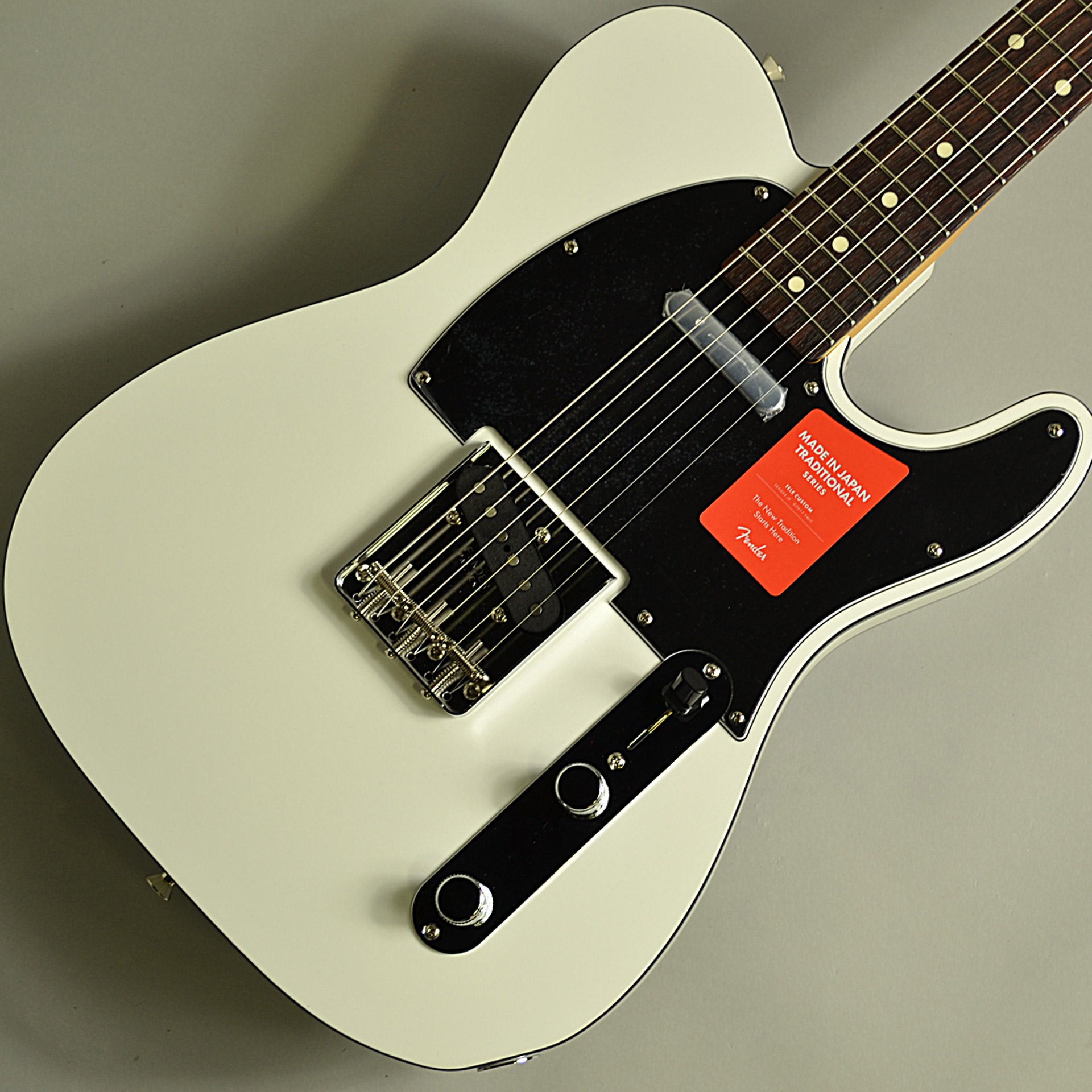 Traditional 60s Telecaster Customの全体画像(縦)