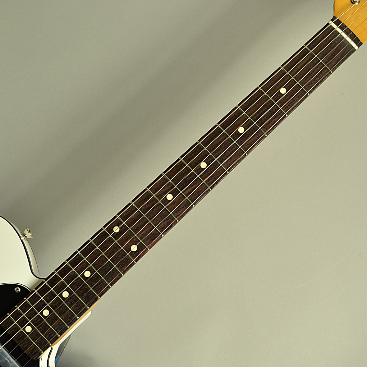 Traditional 60s Telecaster Customの指板画像