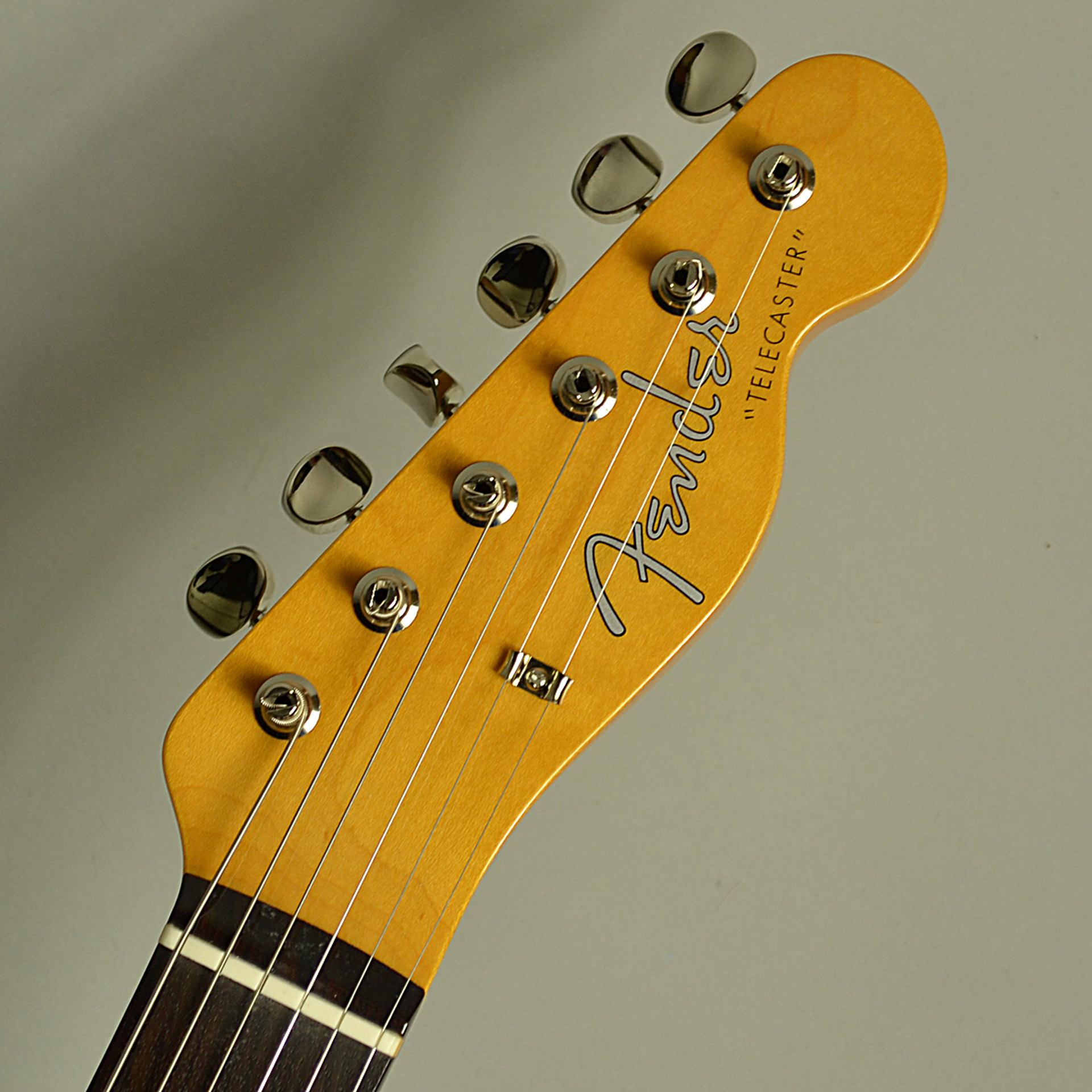 Traditional 60s Telecaster Customのヘッド画像