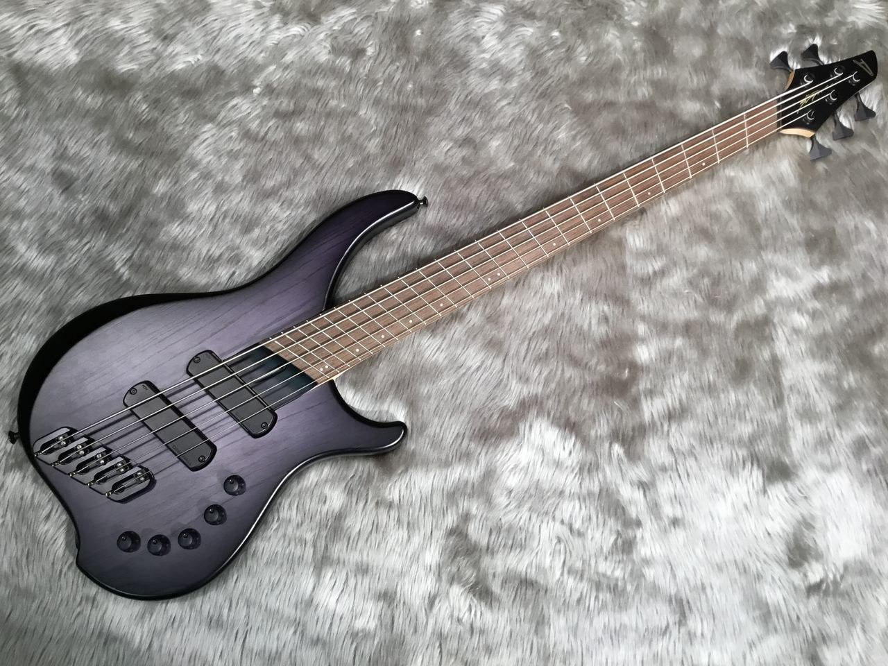 DINGWALL ABZ 5st  Trans Black Burst 写真画像