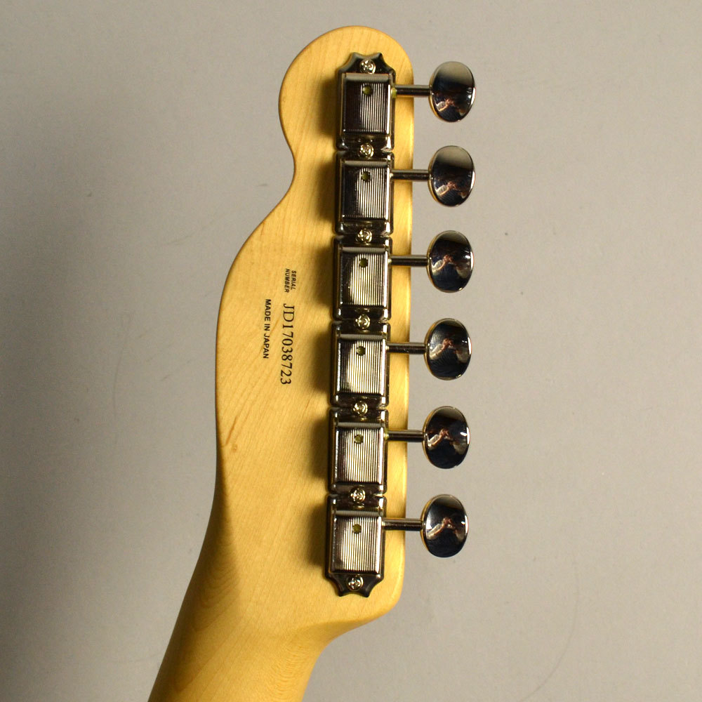 Made in Japan Traditional 50s Telecaster US Blondeの指板画像