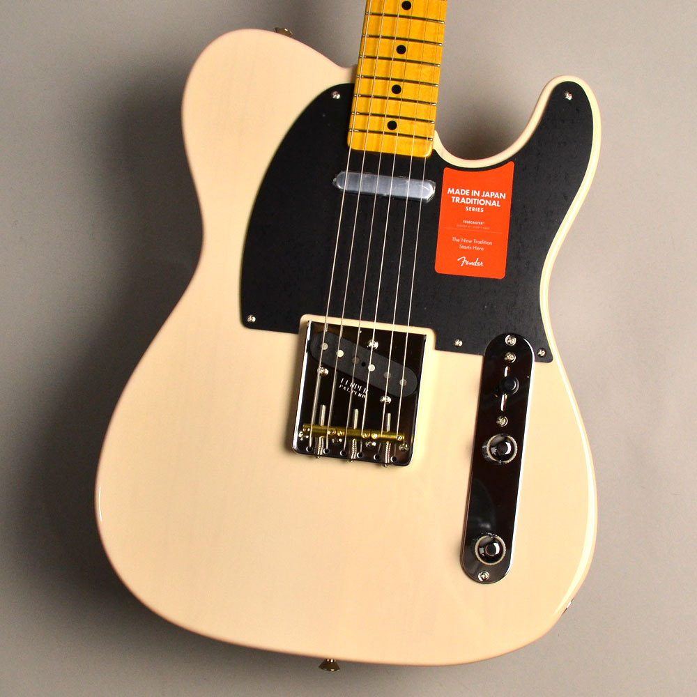 Made in Japan Traditional 50s Telecaster US Blonde