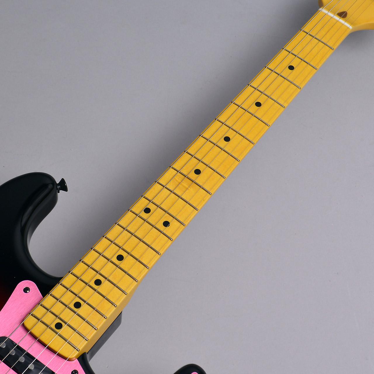 Ken Stratocasterの指板画像