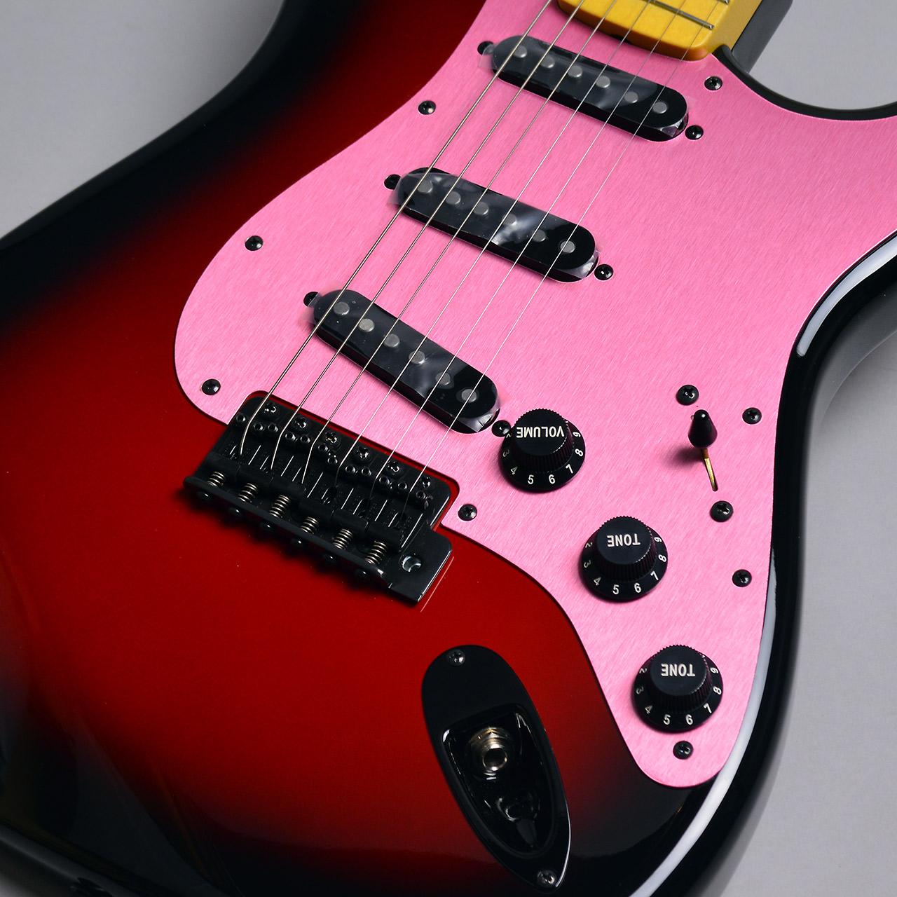 Ken Stratocasterの全体画像(縦)