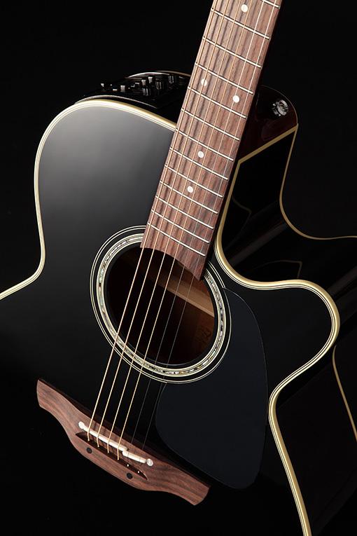 TDP500-6 BL – Takamine (Acoustic)のボディトップ-アップ画像