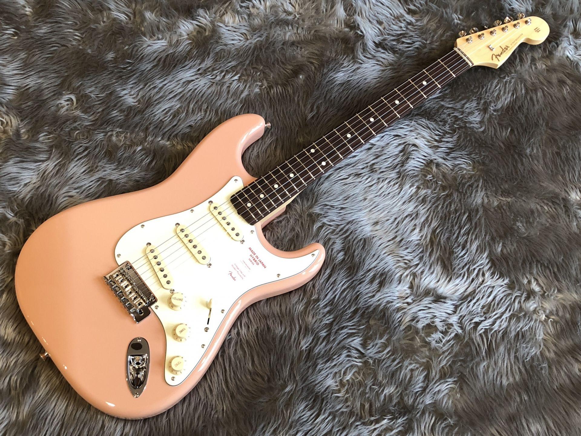 Fender  MIJ Hybrid '60s Stratocaster®, Rosewood... 写真画像