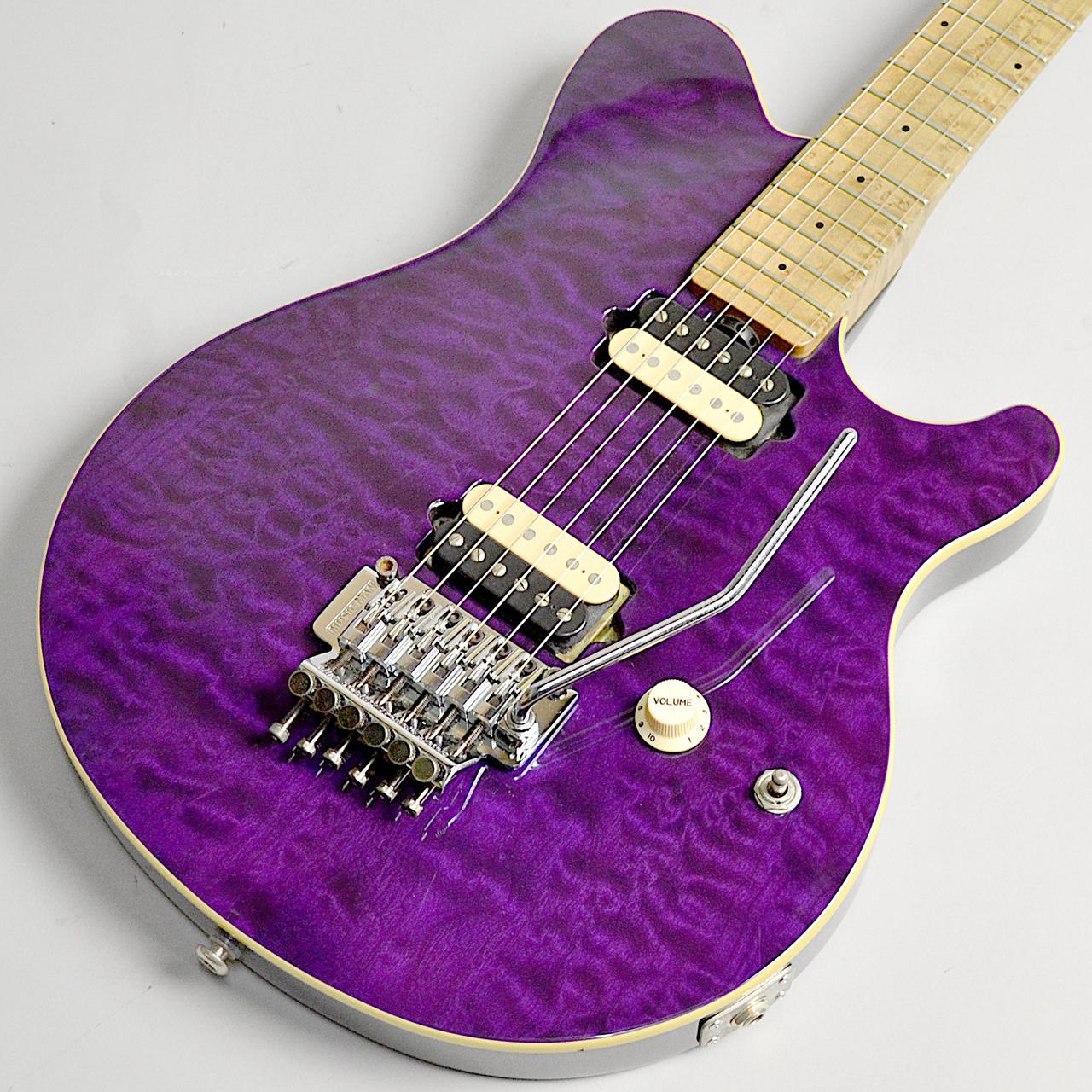 AXIS Translucent Purpleのボディトップ-アップ画像