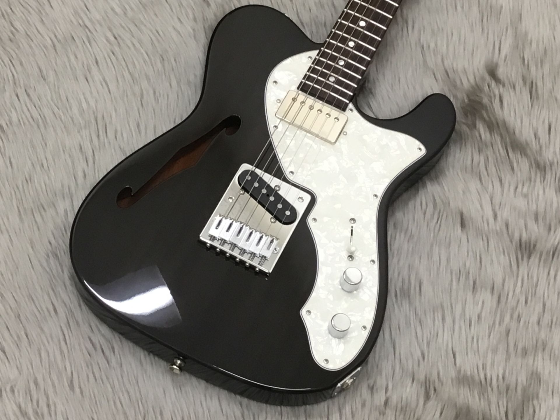 FREEDOM CUSTOM GUITAR RESEARCH  Black Pepper 写真画像