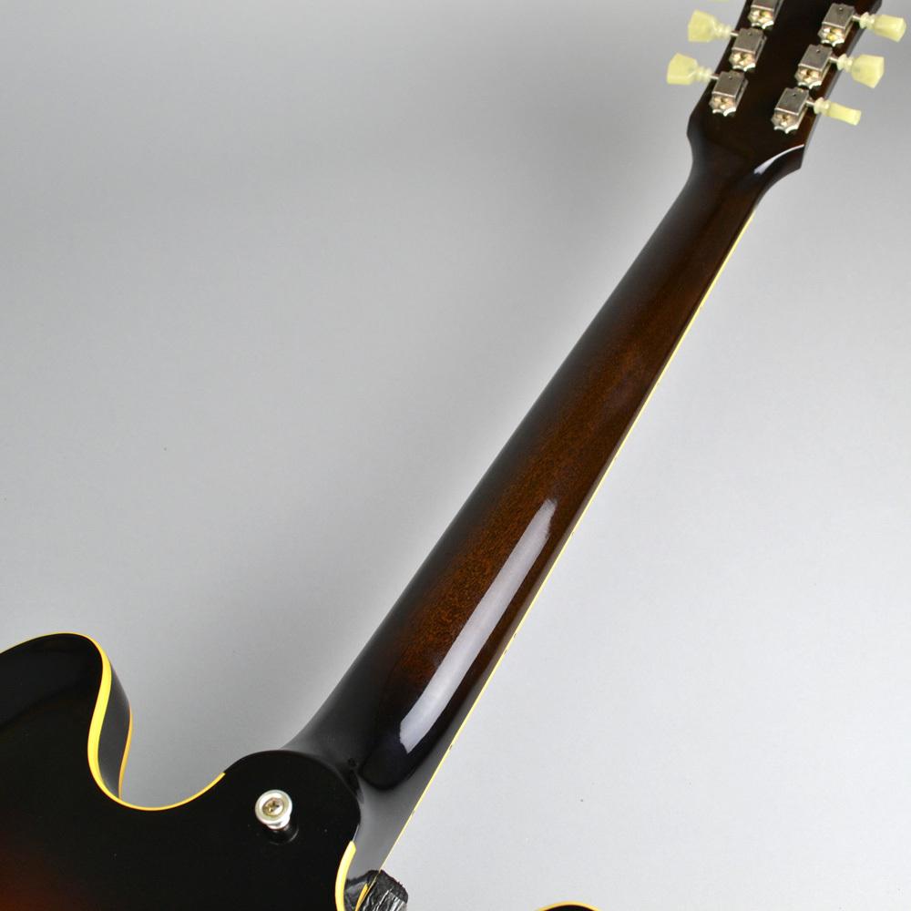Memphis 1963 ES-335 VOS Historic Burstの全体画像(縦)