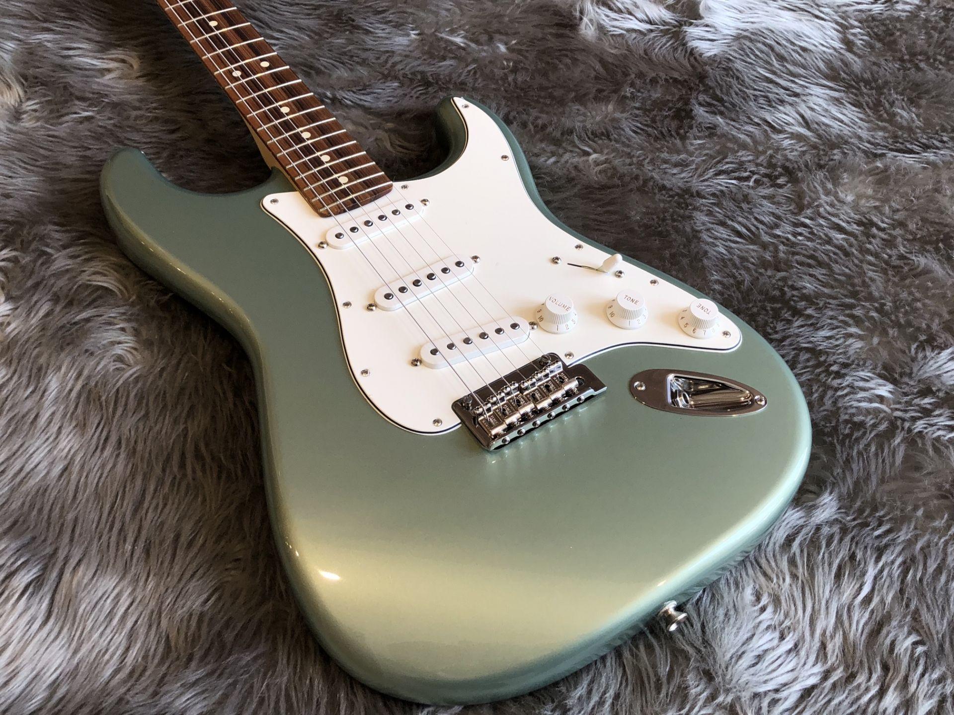 Player Stratocasterの全体画像(縦)