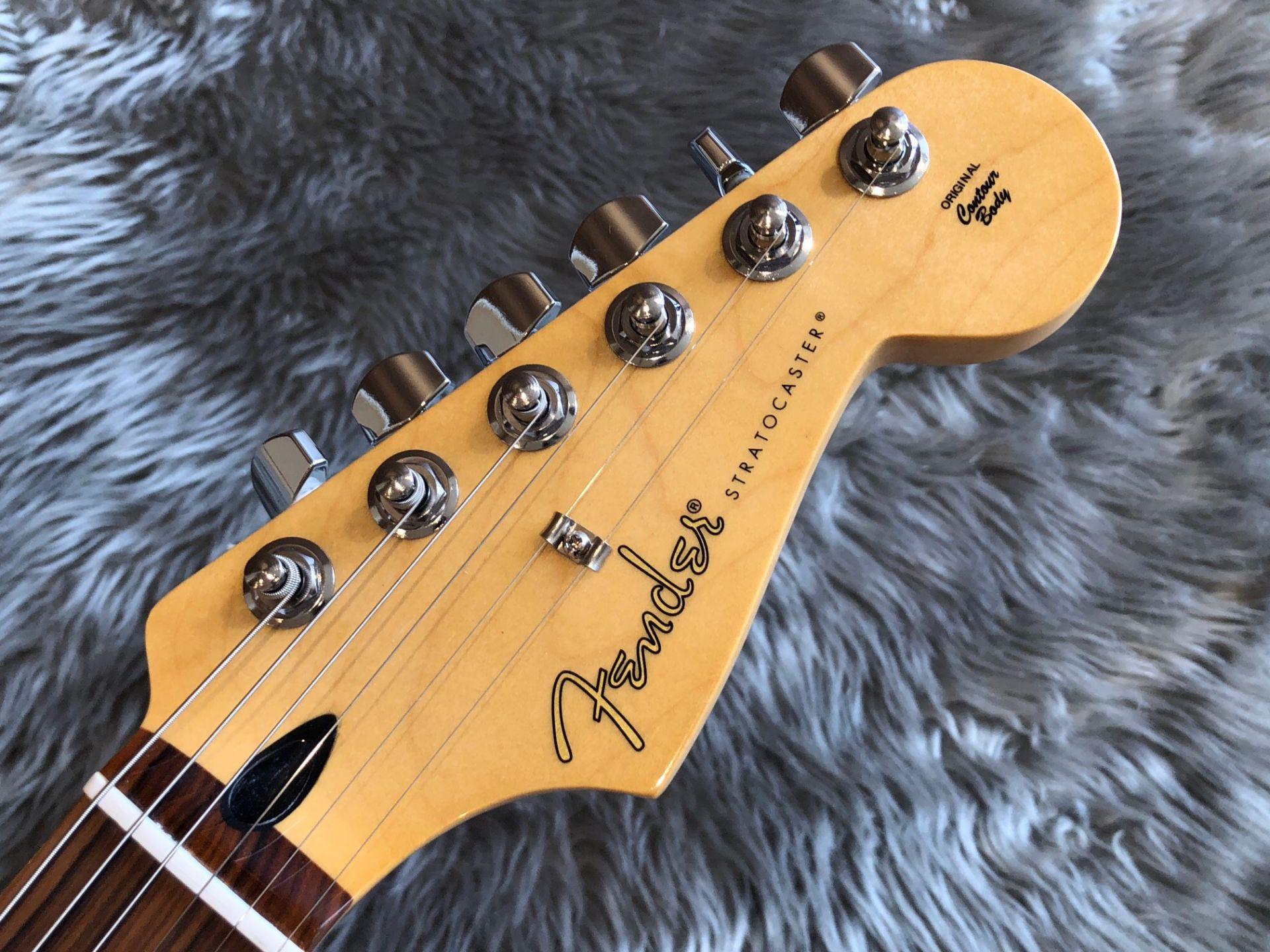 Player Stratocasterのヘッド画像