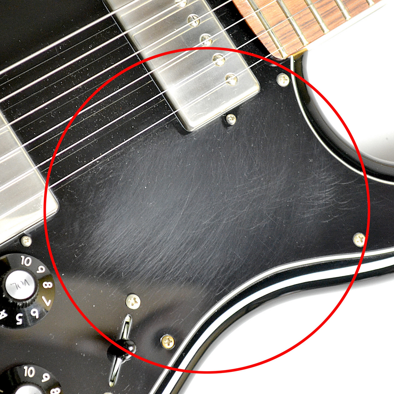Blacktop Stratocaster HHのケース・その他画像
